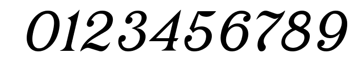 Cursive Serif Font OTHER CHARS