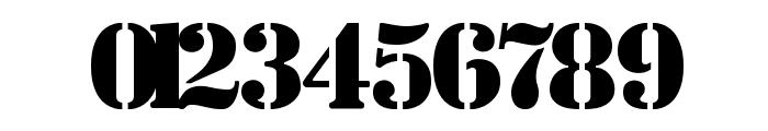 CutOutsFLF Font OTHER CHARS