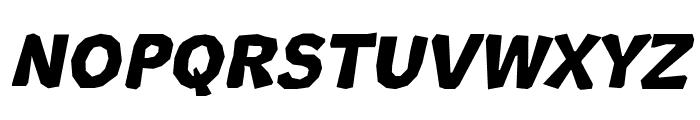 Cutrims Italic Font UPPERCASE