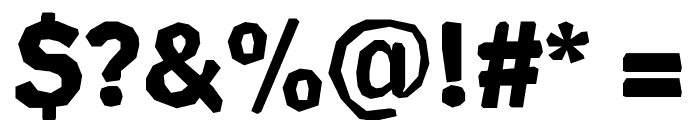 Cutrims Font OTHER CHARS