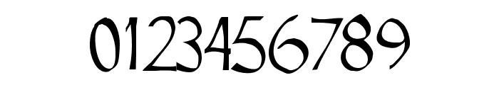 Cutscript Font OTHER CHARS