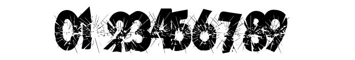 CuttingEdge Font OTHER CHARS