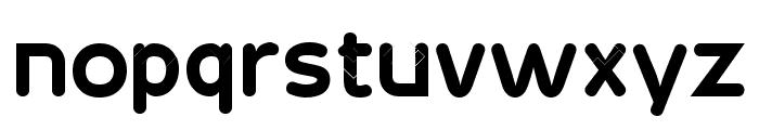 culture Font LOWERCASE