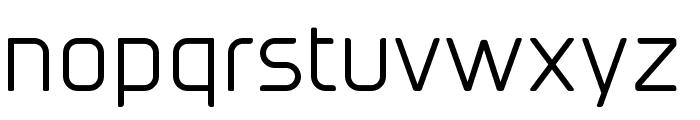 cuyabra Regular Font LOWERCASE