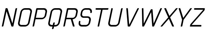 cuyabra oblique Font UPPERCASE