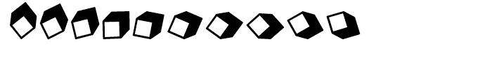 Cubitus Regular Font OTHER CHARS