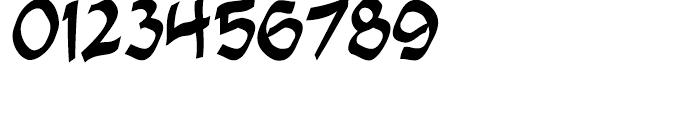 Cutthroat Intl Mideval Regular Font OTHER CHARS