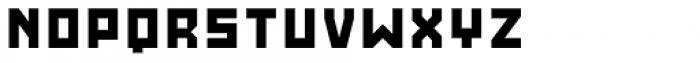 CUFEL Font UPPERCASE