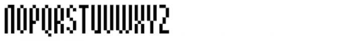 Cuba Regular Font UPPERCASE