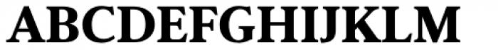 Cultura New Black Font UPPERCASE