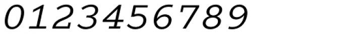 Cumberland Std Italic Font OTHER CHARS