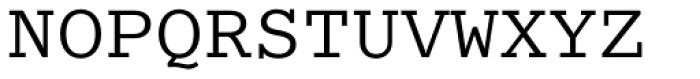 Cumberland Std Regular Font UPPERCASE