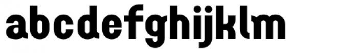 Curbdog Font LOWERCASE