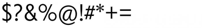 Curwen Sans Font OTHER CHARS