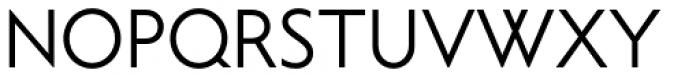 Curwen Sans Font UPPERCASE