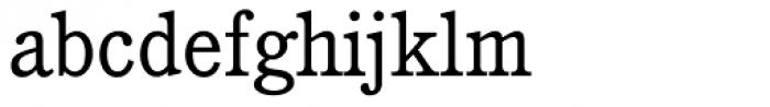 Cushing Book Font LOWERCASE