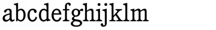 Cushing Std Book Font LOWERCASE