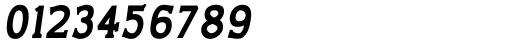 CushingTwo SmCaps Figures Bold Italic Font OTHER CHARS