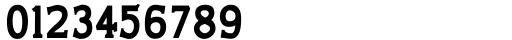CushingTwo SmCaps Figures Bold Font OTHER CHARS
