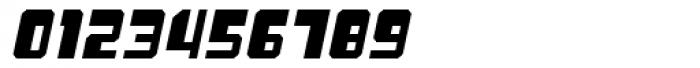 Cusp Bevel Oblique Font OTHER CHARS