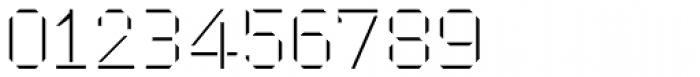 Cut Sans Serif Font OTHER CHARS