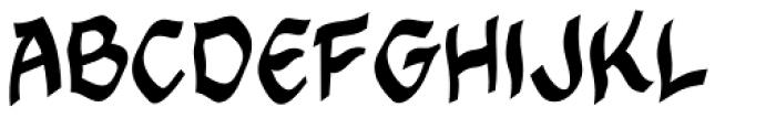 Cutthroat Mideval Font UPPERCASE