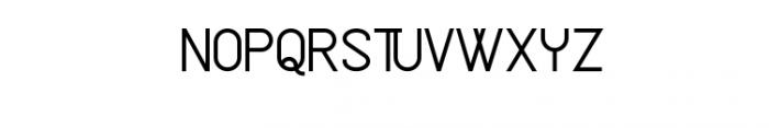 Cvetanoff.otf Font UPPERCASE