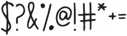 CW Sans otf (400) Font OTHER CHARS