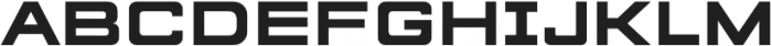 CYBER FREIGHT Normal otf (400) Font UPPERCASE