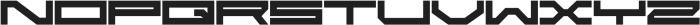 CyberSiberia otf (400) Font LOWERCASE