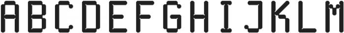 Cygnito Mono otf (400) Font UPPERCASE