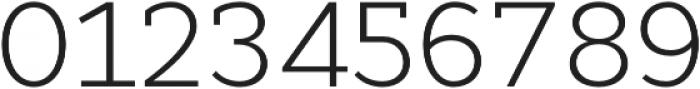 Cyntho Slab Pro Light otf (300) Font OTHER CHARS