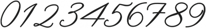 cynthia Regular otf (400) Font OTHER CHARS