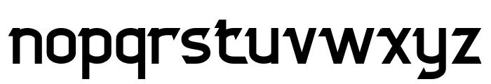CYBERTOOTH-Light Font LOWERCASE