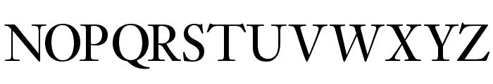 CybaPeeTX-height Font UPPERCASE