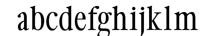 CybaPeeTX-height Font LOWERCASE
