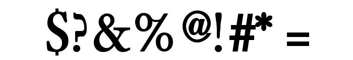 CybapeeBlack Font OTHER CHARS