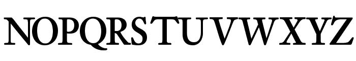 CybapeeBlack Font UPPERCASE