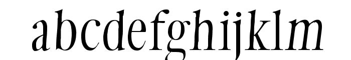 CybapeeTX-heightOblique Font LOWERCASE