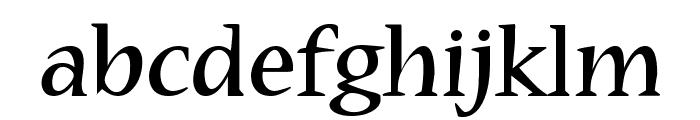 Cybatiqua Font LOWERCASE