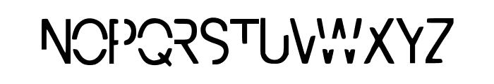 CyberBunny Font UPPERCASE