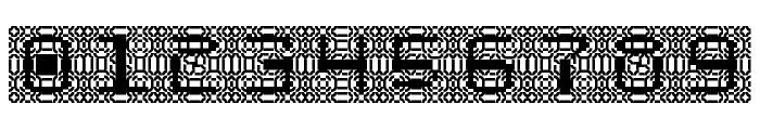 Cybernaut Delta Regular Font OTHER CHARS