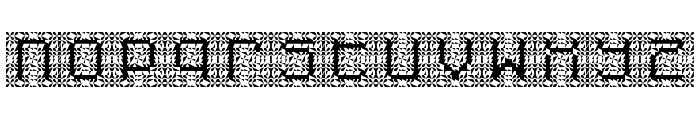 Cybernaut Theta Regular Font LOWERCASE