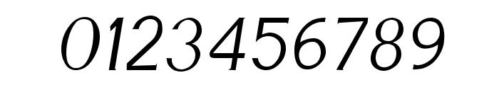 Cyn Italic Font OTHER CHARS