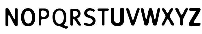 Cynic Font UPPERCASE
