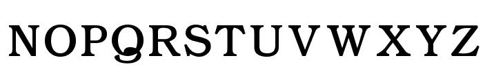 CyrCauc   Medium Font UPPERCASE