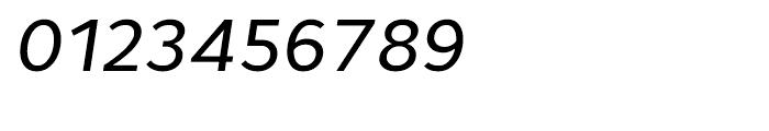 Cyntho Medium Italic Font OTHER CHARS
