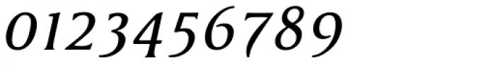 Cyan Bold Italic Font OTHER CHARS