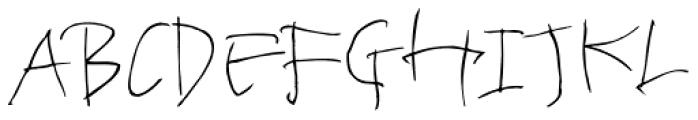 Cyberkugel Std Font UPPERCASE