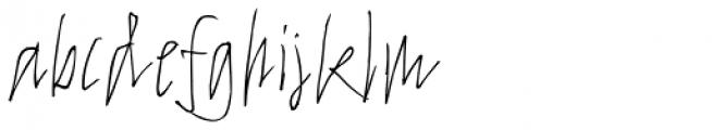 Cyberkugel Std Font LOWERCASE